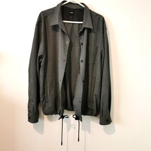 Hugo boss relaxed fit XXL button up 3 front pockets jacket